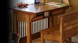 bureau enfant en bois d les bureaux en bois