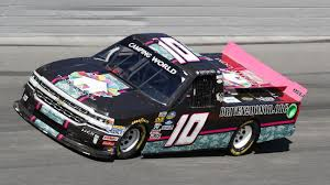 Cobb To Run NASCAR Euro Series Race