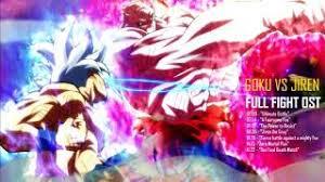 Goku Vs Jiren 130 FULL FIGHT OST