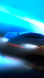 Concept Car Speed iPhone 5s Wallpaper