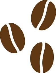 Coffee Plant Clipart Bean Bag 3