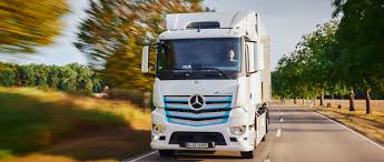 100 Picture Of Truck MercedesBenz EActros Heavyduty Electric Truck