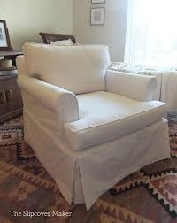 Slipcover Makeover For Outdated Ethan Allen Chair | Things I Want To ... Slipcover For Dayton Chair Arm Host Chairs Ethan Allen Fniture Slipcovers Swivel Covers Tub Ding Room Slip Home Decor Shop Sure Fit Stretch Stripe Wing On Sale Free Ideas Tie Back And Corseted A Fun Way To Dress Up Plain Double Diamond All Modern Rocking Classic Two Piece Twill Astoria Grand Polyester Parson Reviews Wayfair Elegant Wingback Pastrtips Design Amazoncom Surefit Duck Solid Natural