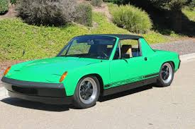 Hemmings Find Of The Day – 1972 Porsche 914-6 3.3 SV | Hemmings Daily