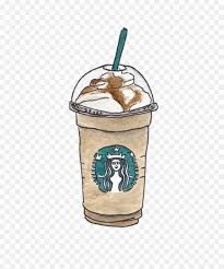 Top Starbucks Coffee Frappuccino Drawing Vector Library