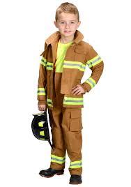 100 Fire Truck Halloween Costume Boys Man Kids Fighter S