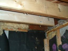 Sistering Floor Joists With Plywood by Structure Archives Thumb And Hammer