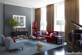 Red Living Room Ideas Pictures by 35 Stylish Gray Rooms Decorating With Gray