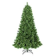 Carson Cashmere Pine Christmas Tree At MenardsR 7 Ft Unlit