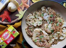 Unsalted Pumpkin Seeds Shoprite by Cauliflower Steaks With Herbed Butter And Pepitas Giggles