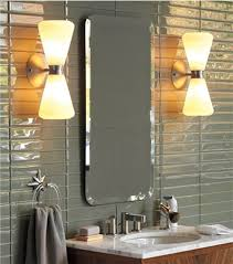 mid century modern bathroom lighting home design ideas