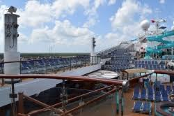 Carnival Splendor Panorama Deck Plan by Carnival Triumph Panorama Deck Pictures