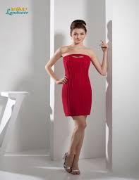 online get cheap cocktail burgundy dress aliexpress com alibaba