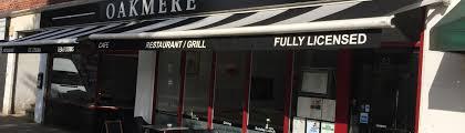 Oakmere Tea Dining Room Potters Bar