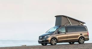 The Marco Polo Stylish Camper Van