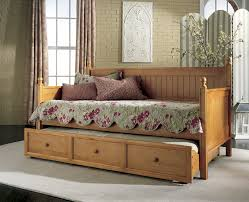 Pop Up Trundle Bed Ikea by Furniture Cozy Trundle Day Bed For Your Relax Time U2014 Cafe1905 Com