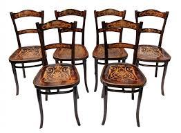 Biedermeier Sofa Zu Verkaufen by Thonet Stuhl Gruppe 6er Satz Buche Jugendstil Antiquitäten