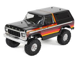 Traxxas TRX-4 1/10 Trail Crawler Truck W/'79 Bronco Ranger XLT Body ... Traxxas Slash 4x4 Vxl 110 4wd Brushless Rtr Short Course Truck Ford Raptor Ripit Rc Cars Trucks Fancing 1 Killerbody 48166 327mm Body Shell Frame For Rob Mcachren 2wd Hot Rod Network How To Turn A Into Monster Rustler Truck Body Youtube Rat Rod Oakman Designs 10 Scale Rc Bodies Best Resource Proline Toyota Tundra Trd Pro True The Bigfoot Looks Great On Clodbuster Radiocontrol Robby Gordon Car With Lights 2wd Sc With Onboard Audio And Courtney