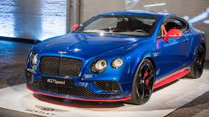 Bentley GT Speed pricing and revisions