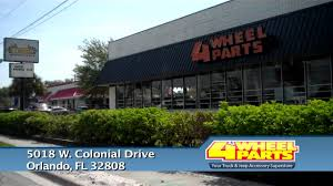 4 Wheel Parts Orlando, Florida Store Bio - YouTube