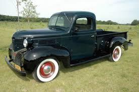 1939 Dodge Series T Pick Up
