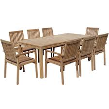 8 Seater Jamaica Teak Dining Set | Temple & Webster Danish Mondern Johannes Norgaard Teak Ding Chairs With Bold Tables And Singapore Sets Originals Table 4 Uldum Feb 17 2019 1960s 6 By Greaves Thomas Mcm Teak Table Niels Moller Chairs Etsy Mid Century By G Plan Round Ding Real 8 Seater Jamaica Set Temple Webster Nisha Fniture Sheesham Wooden Balcony Vintage Of 244003 Vidaxl Nine Piece Massive Chair On Retro