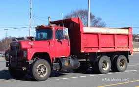 Mack Trucks: Old R Model Mack Trucks For Sale