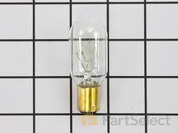 whirlpool wpa3167501 light bulb 120v 25w partselect