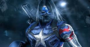 What Winter Soldier May Look Like As Captain America In Infinity War