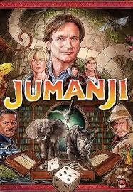 Jumanji 1995 Trailer