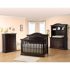 Sorelle Dresser Changing Table by Sorelle Providence 4 In 1 Convertible Crib In Dark Espresso Free
