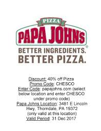 Thorndale Papa John's Coupon Offer Papa Johns Coupons Shopping Deals Promo Codes January Free Coupon Generator Youtube March 2017 Great Of Henry County By Rob Simmons Issuu Dominos Sales Slow As Delivery Makes Ordering Other Food Free Pizza When You Spend 20 Always Current And Up To Date With The Jeffrey Bunch On Twitter Need Dinner For Game Help Farmington Home New Ph Pizza Chains Offer Promos World Day Inquirer 2019 All Know Before Go Get An Xl 2topping 10 Using Promo Johns Coupon 50 Off 2018 Gaia Freebies Links
