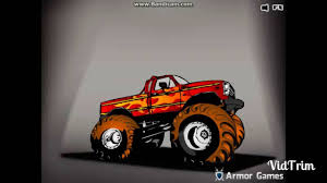 100 Monster Truck Destroyer Summary Play On Armor Games