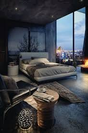 Modern Bedroom Idea With A View