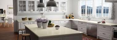 comptoir de cuisine quartz blanc comptoir cuisine et salle de bains en quartz idées et conseils