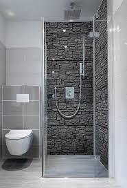 duschmeister duschrückwand badrückwand folie motiv steinwand
