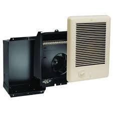 Utilitech Bathroom Fan With Heater by Fan Heaters Space Heaters Heaters The Home Depot
