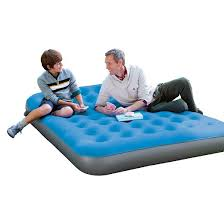 Single High Queen Air Mattress Embark™ Tar