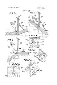 Ferno Stair Chair Model 48 by Patent Us3869011 Stair Climbing Tracked Vehicle Google Patents