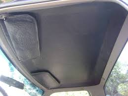 Anyone Else Out There With A Custom Headliner Lets See Them - Ford ... 2011 Peterbilt 386 Headliner For Sale Spencer Ia 24548051 Custom Truck Likeable Center Console 87 Chevy Auto Headlerinstall Hash Tags Deskgram Ford Raptor Coverking Leather Suede Upgrade 1956 Interior Franks Hot Rods Upholstery For Truck Seats Pet Headliners U Door Panels Upholstery Custom Pleasant Ford Amazing F Mopar Jk Wrangler Review Quadratec May I See Some The 1947 Present Chevrolet Gmc Anyone Else Out There With A Headliner Lets Them Pinterest Friendly Inc Gallery