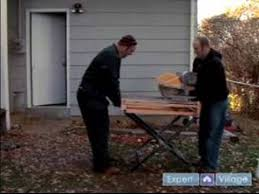 Mk270 Tile Saw Manual by How To Use A Tile Saw How To Setup A Tile Saw Youtube