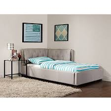 Tufted Lounge Reversible Twin Bed Stone Walmart