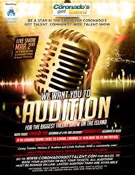 Halloween Horror Nights Auditions 2017 by Coronado U0027s Got Talent Auditions Coronado Times