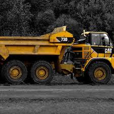 100 Rock Truck Alberta Heavy Equipment Operator Training High Velocity Equipment