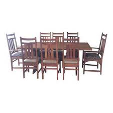 Crate And Barrel Pullman Dining Room Chairs by Vintage U0026 Used Dining Table U0026 Chair Sets Chairish
