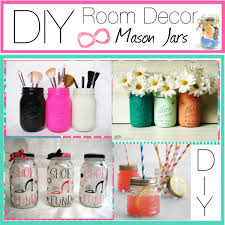 DIY Room Decor Mason Jars