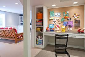 Cute Corner Desk Ideas by Kids Bedroom Exciting Orange Kid Bedroom Decoration Design Ideas