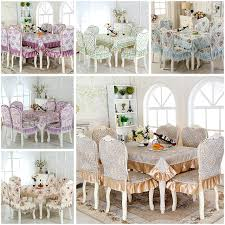 Luxurious Quilted Dining Table Cloth Thick Non Slip Cozy Chair Cushion Backrest Wedding Party Hotel