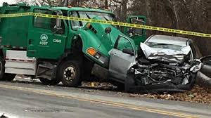 100 Garbage Truck Accident Offduty NYPD Officer Killed In Crash With City Garbage Truck Police