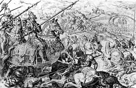 siege army september 23 1529 vanguard of army arrives for siege of